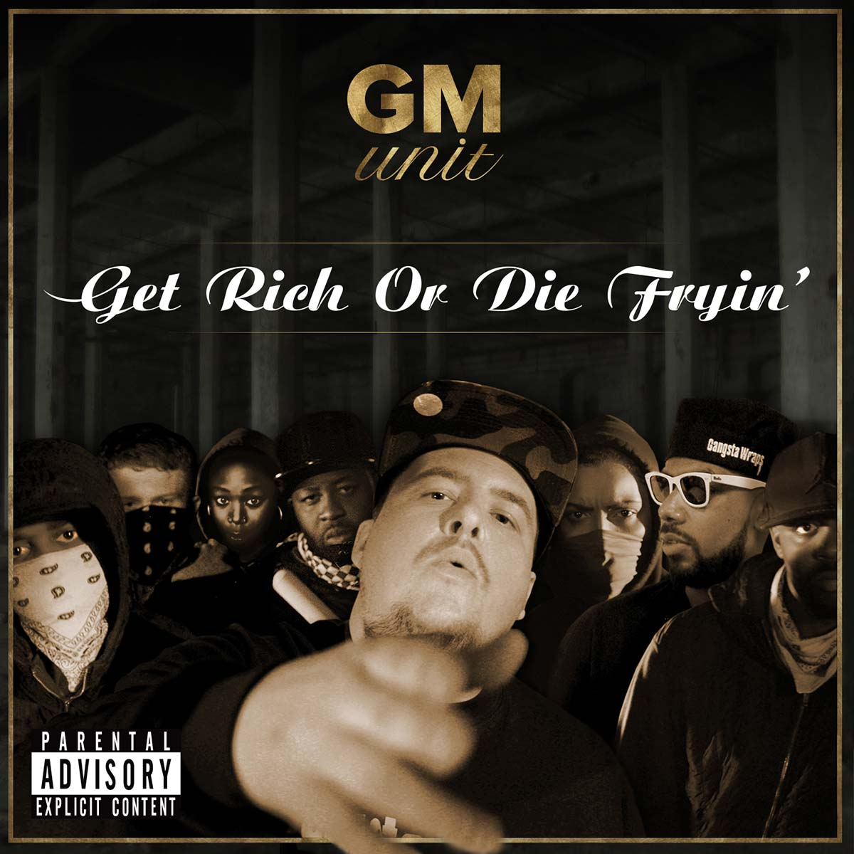 Free Get Rich or Die Fryin Mixtape with orders