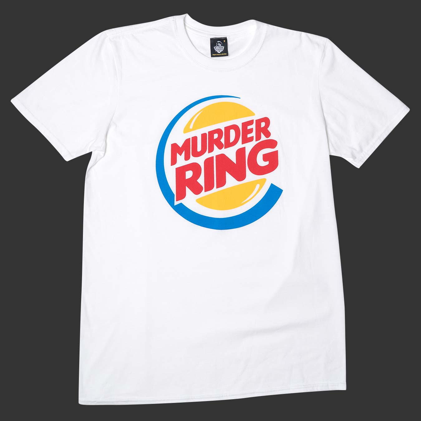 Apparel - Murder Ring White Tee